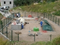 Installation de système d'assainissement
