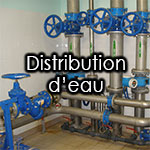 Distribution d'eau