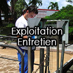 Exploitation et Entretien