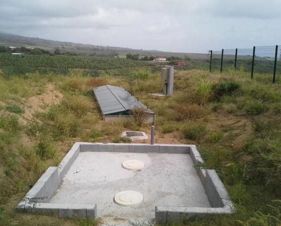 Station d'épuration Biodisques – Vivé Nord