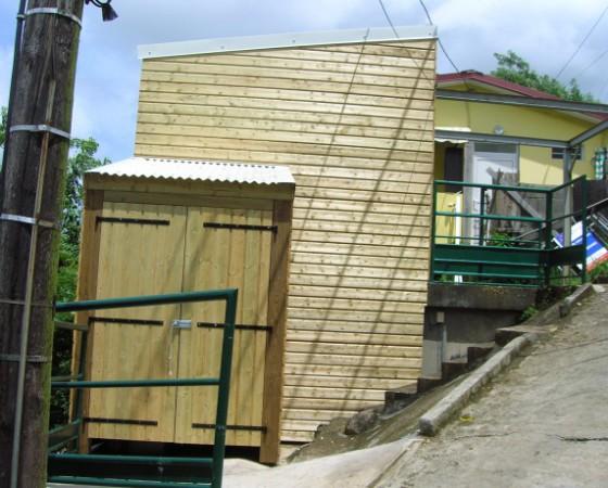 2010 Fiche chantier 9 OUVRAGES D'ASSAINISSEMENT