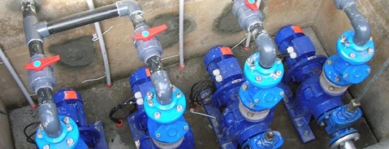 Réhabilitation STEP St-Pierre – Filière eau