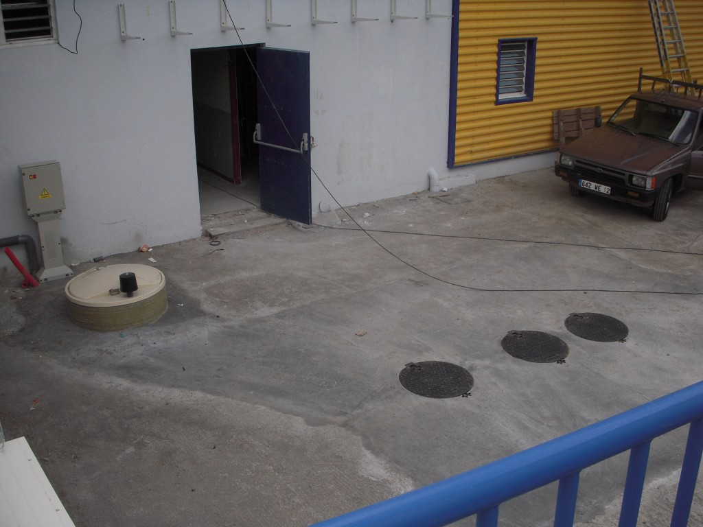 Station d'épuration 30 EH – CENTRE DE FORMATION DES APPRENTIS