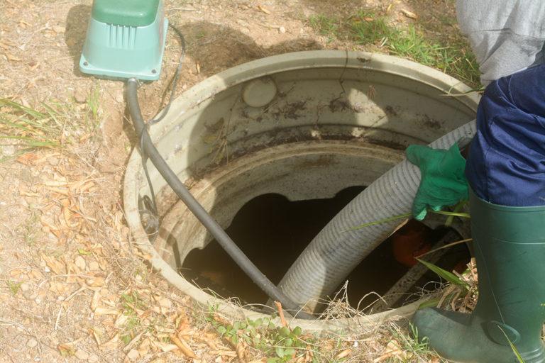 vidange d'une fosse septique pour particulier en martinique